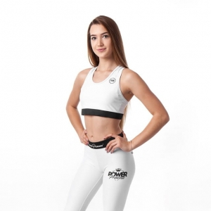 Top Power Princess - White / Black