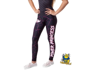 "Legginsy Pure Power ""Power Princess"""