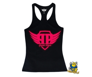 "Tank Top Damski ""Power Princess"""