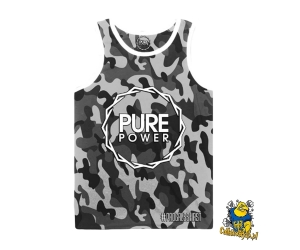 Tank Top Męski Pure Power Moro