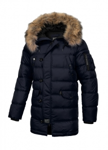 Kurtka Parka Pit Bull Kingston Dark Navy