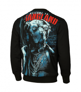 "Bluza Pit Bull ""Welcome To Gangland black 17"""