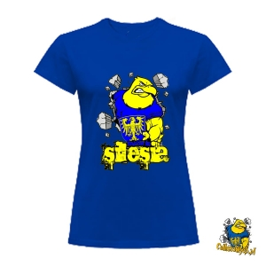 T-shirt damski Callisto Made in Silesia