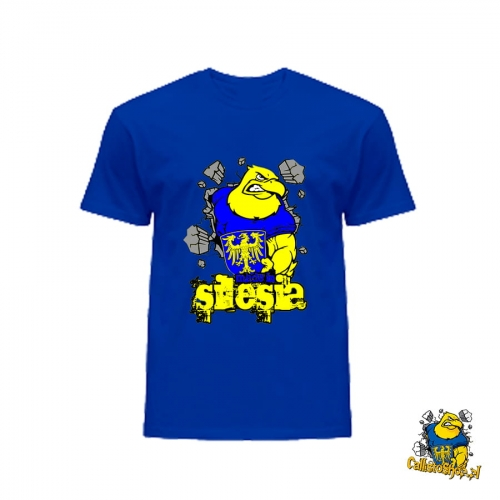 T-shirt Callisto Blue